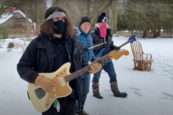 Dinosaur Jr. Perform in the Snow in 'Garden' Video