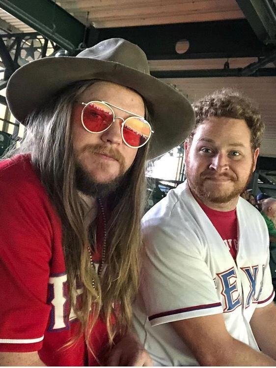 Sam Anderson Texas Rangers