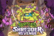 Mike Patton Sings the New <i>Teenage Mutant Ninja Turtles</i> Video Game Theme Song