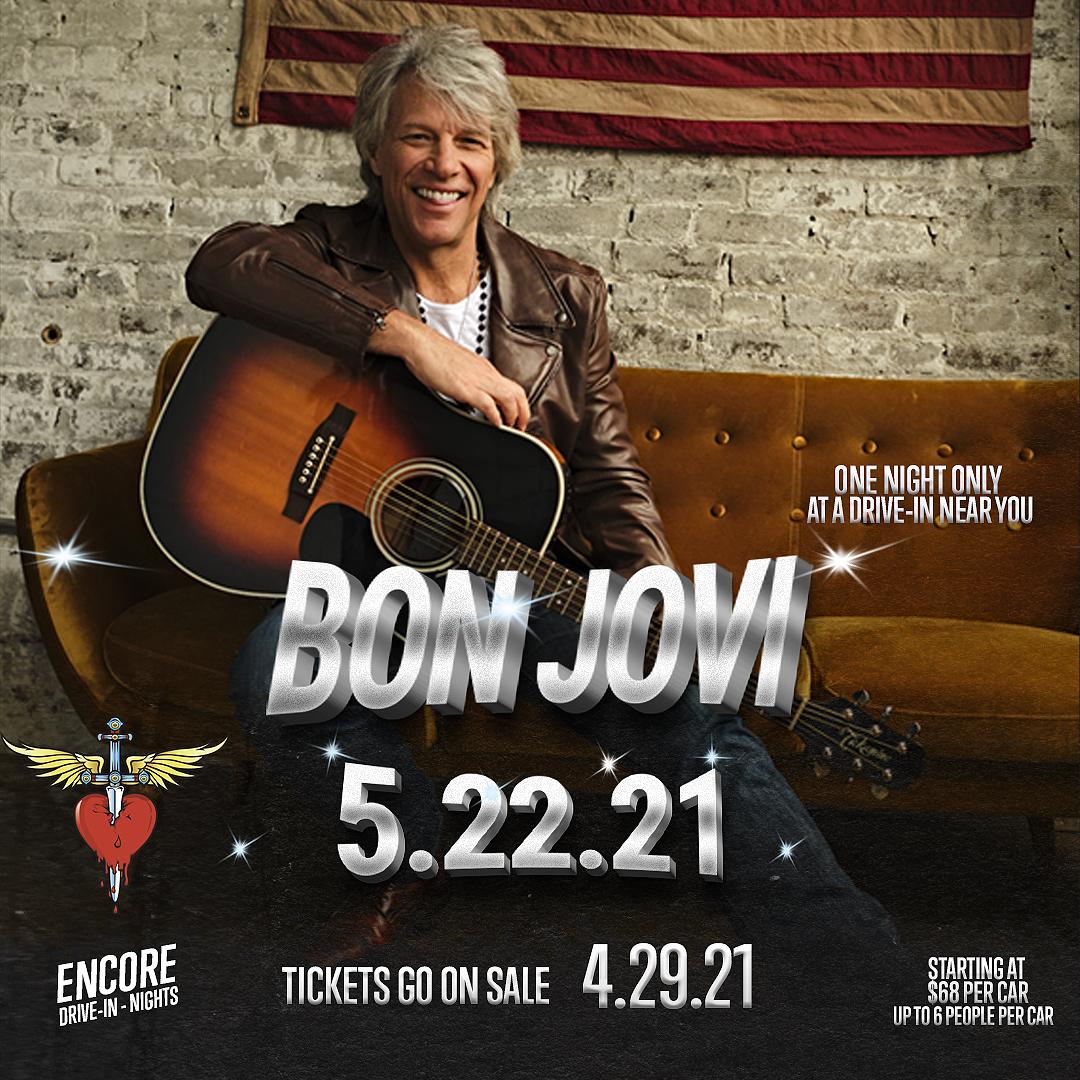 Bon Jovi - Encore Event