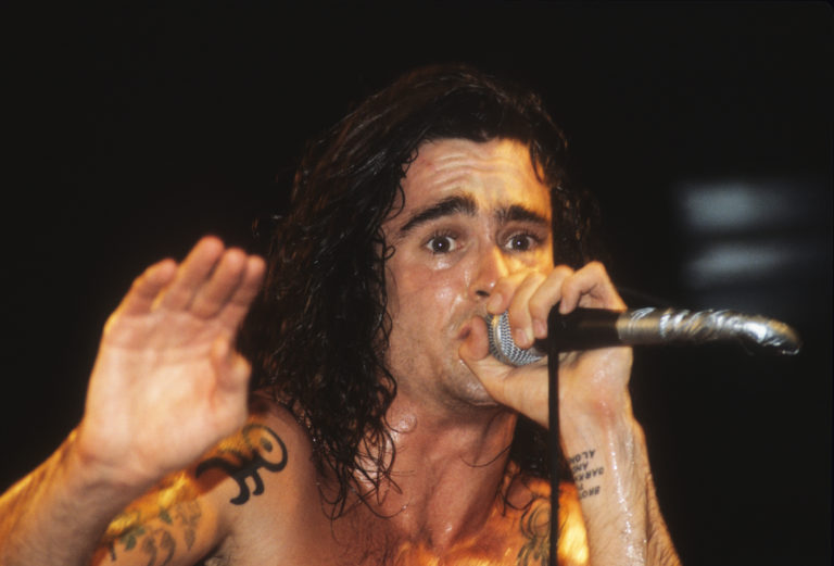henry Rollins 1986