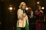 St. Vincent Debuts <i>Daddy's Home</i> Songs on <i>SNL</i>