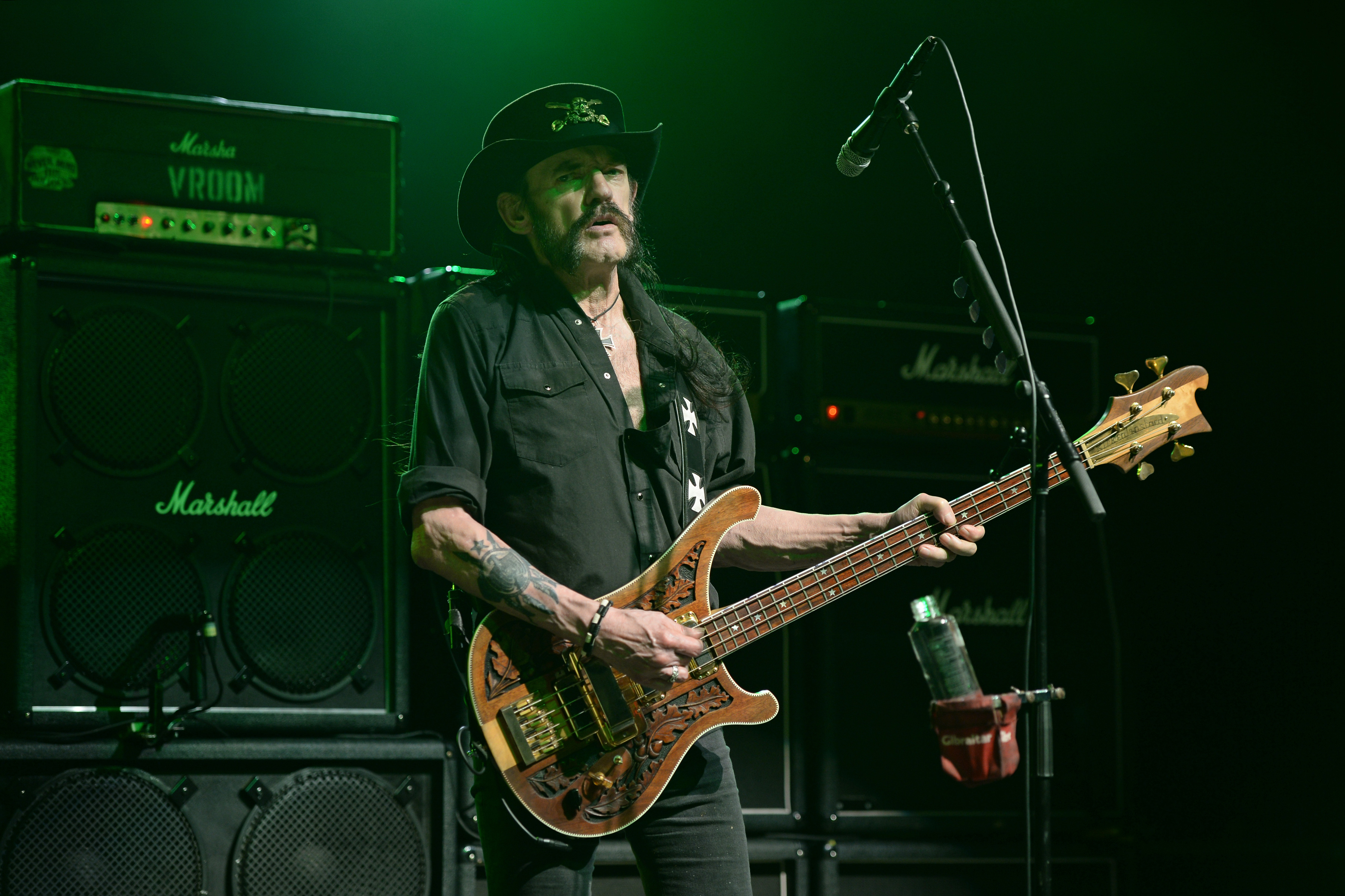 Motorhead performs at The Pompano Beach Amphitheater