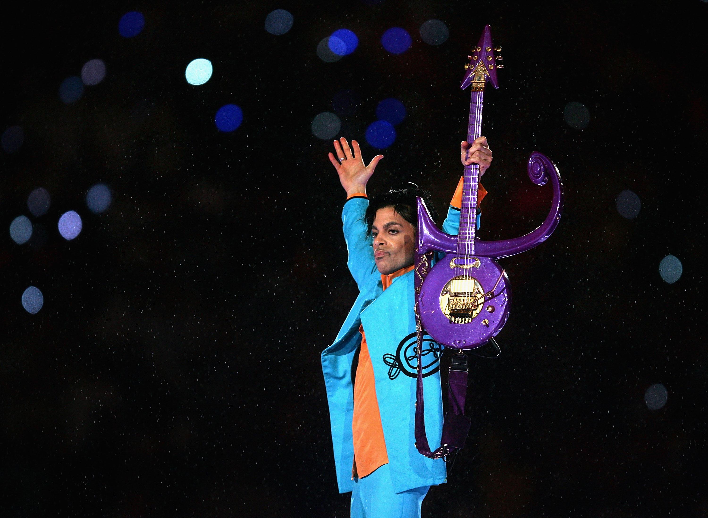 Prince Super Bowl XLI: Pepsi Halftime Show
