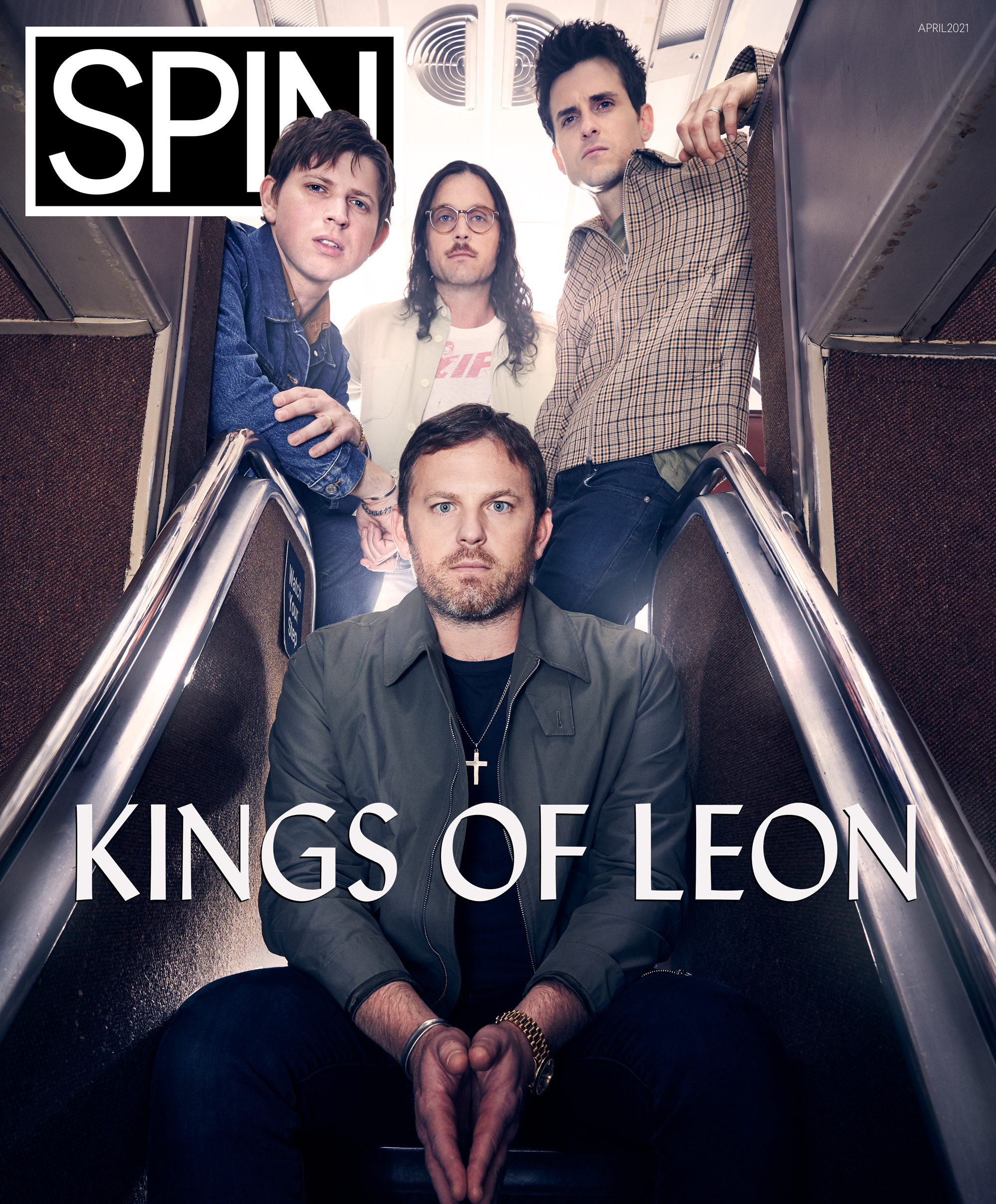 Kings of Leon Are Standing Tall
