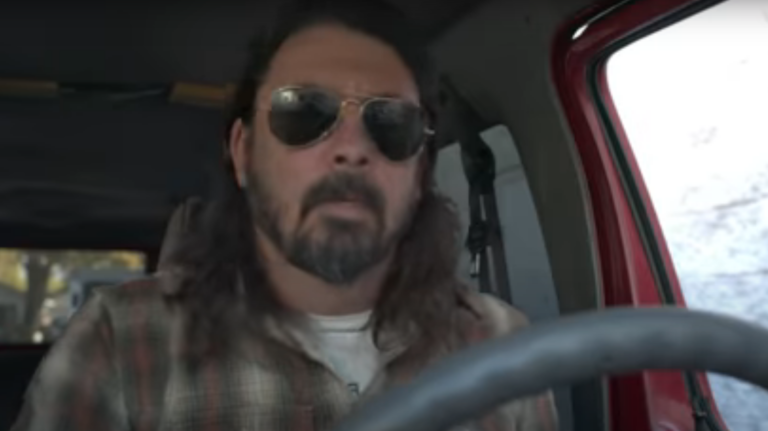 Dave Grohl What Drives Us