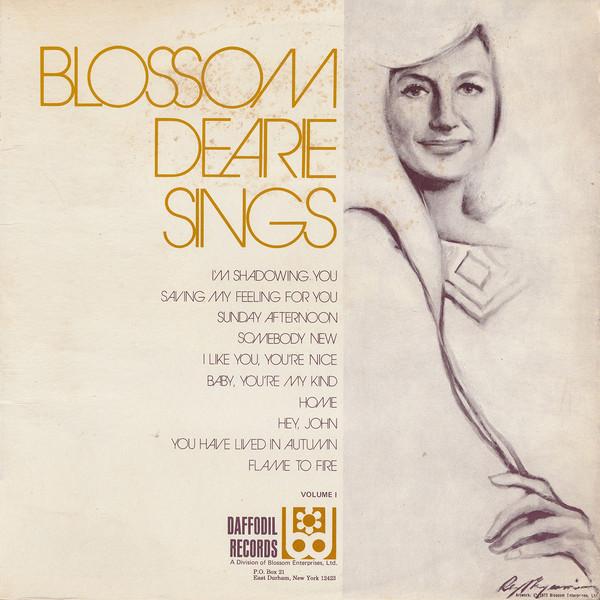 blossom deare sings