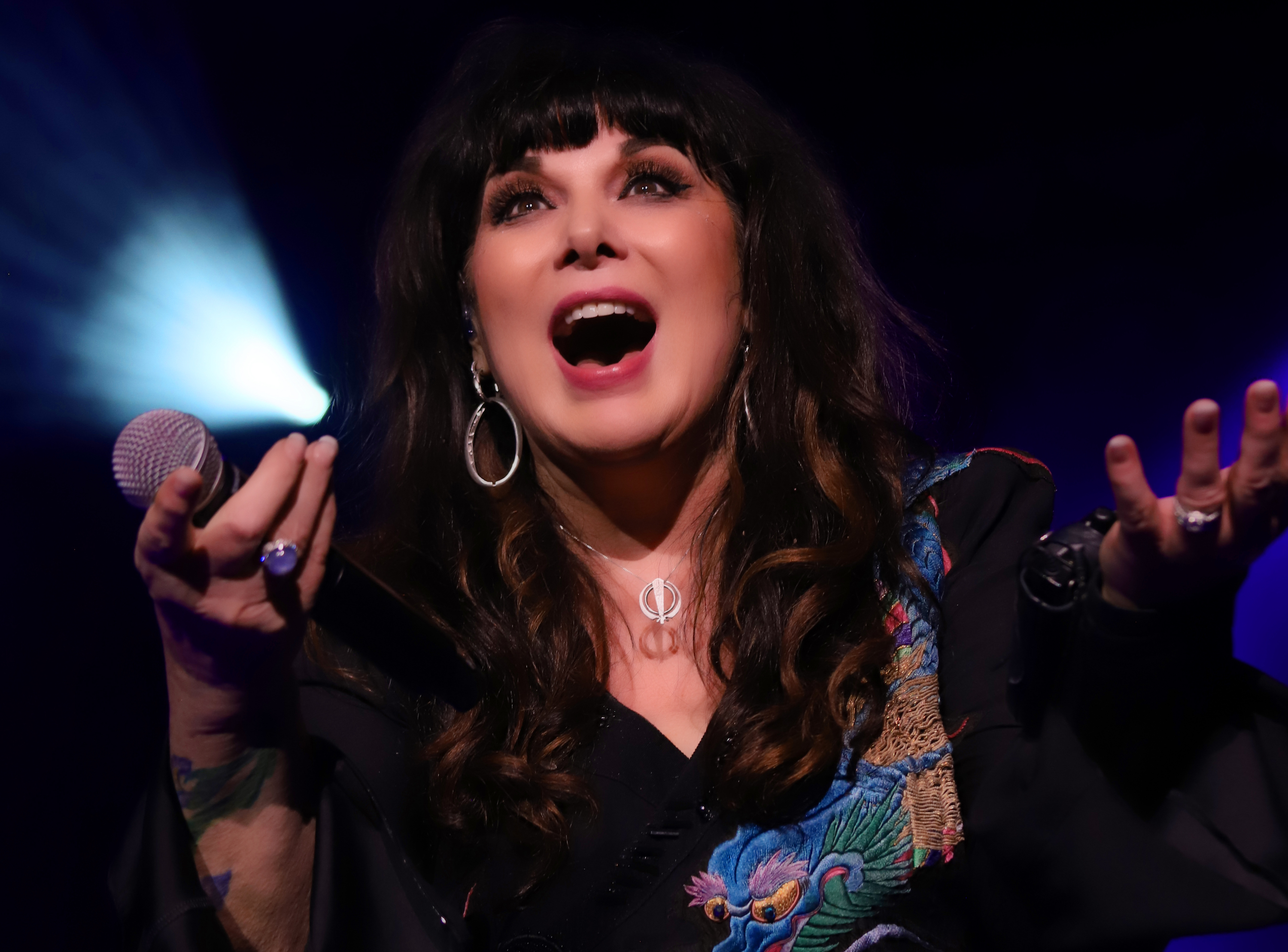 5 Albums I Can't Live Without: Ann Wilson