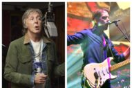 Radiohead Guitarist Ed O'Brien Remixes Paul McCartney's 'Slidin''