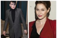 Marilyn Manson and Former Manager Sued for 'Human Trafficking' by <i>Game of Thrones</i> Actress Esmé Bianco