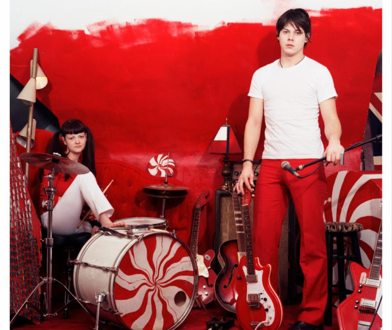 The White Stripes 2001