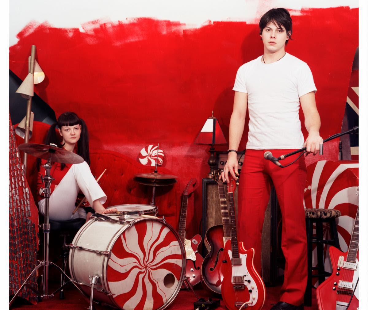 The White Stripes 2001