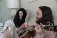 Watch Never-Before-Seen Demo of John Lennon, Yoko Ono Performing 'Give Peace A Chance'