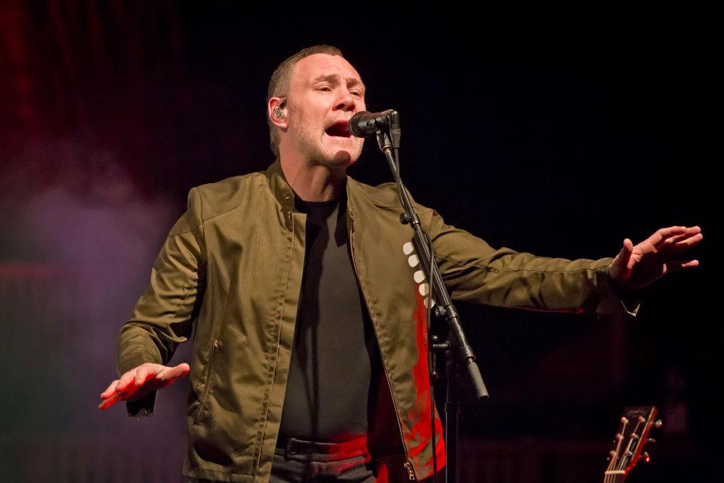 David Gray Performs In Berlin