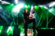 David Ellefson Issues Statement Following Megadeth Departure and Sexual Misconduct Accusations
