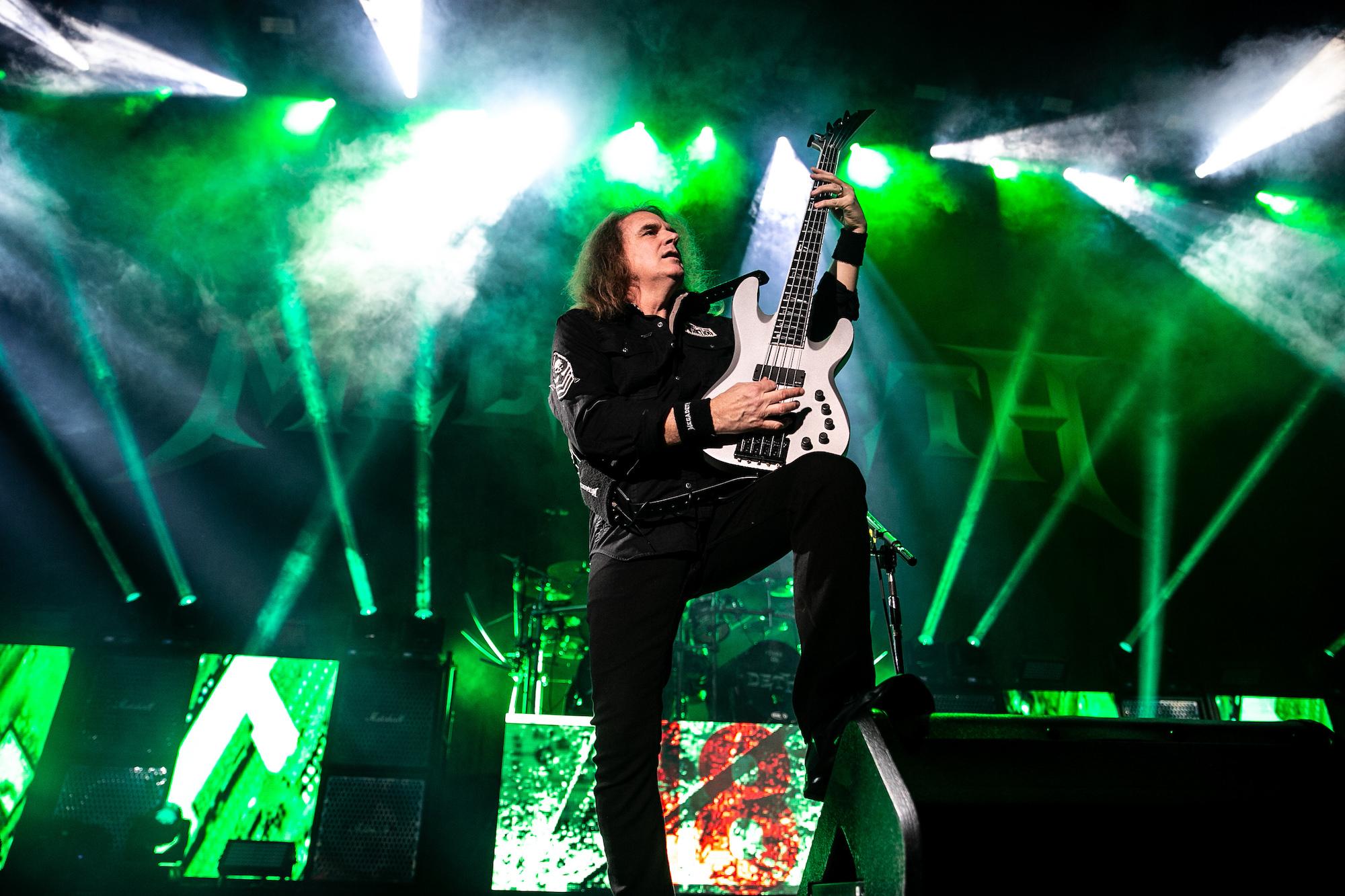 David Ellefson Megadeth