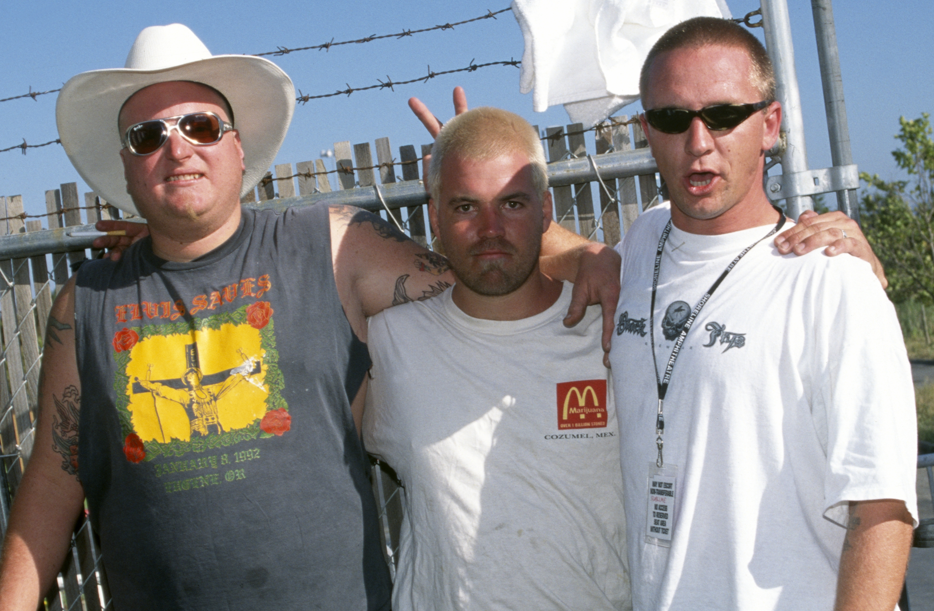 Drug Bust: Our 1997 Sublime Feature
