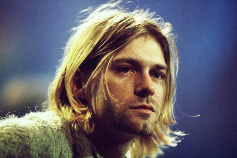 Cobain 1993