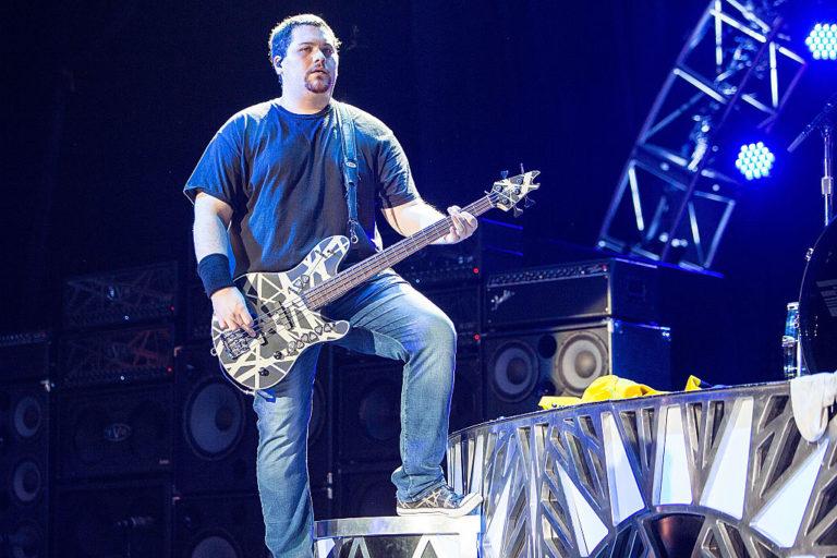 Van Halen In Concert - Chula Vista, CA Wolfgang