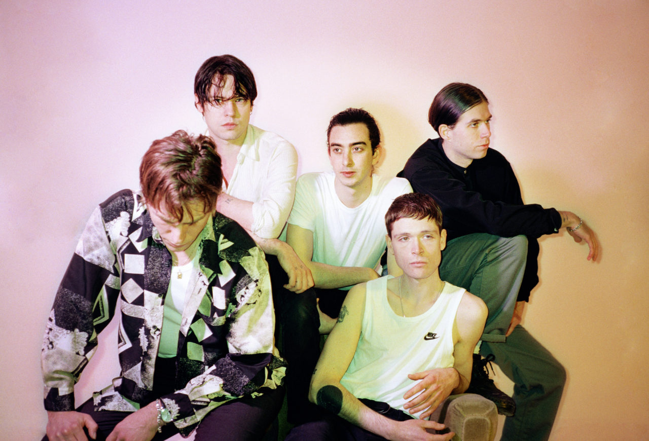 Iceage band