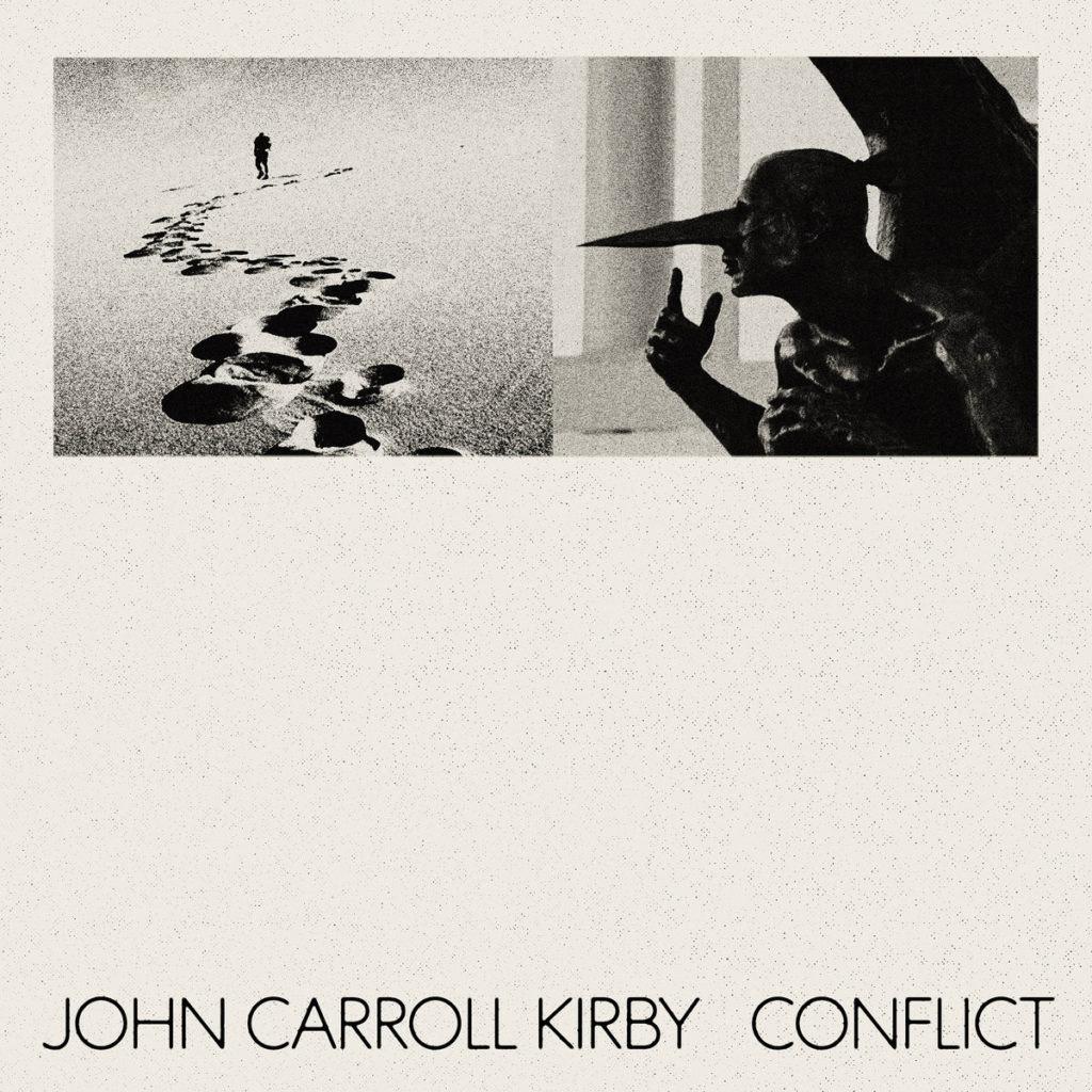 Conflict John Carroll Kirby album cover