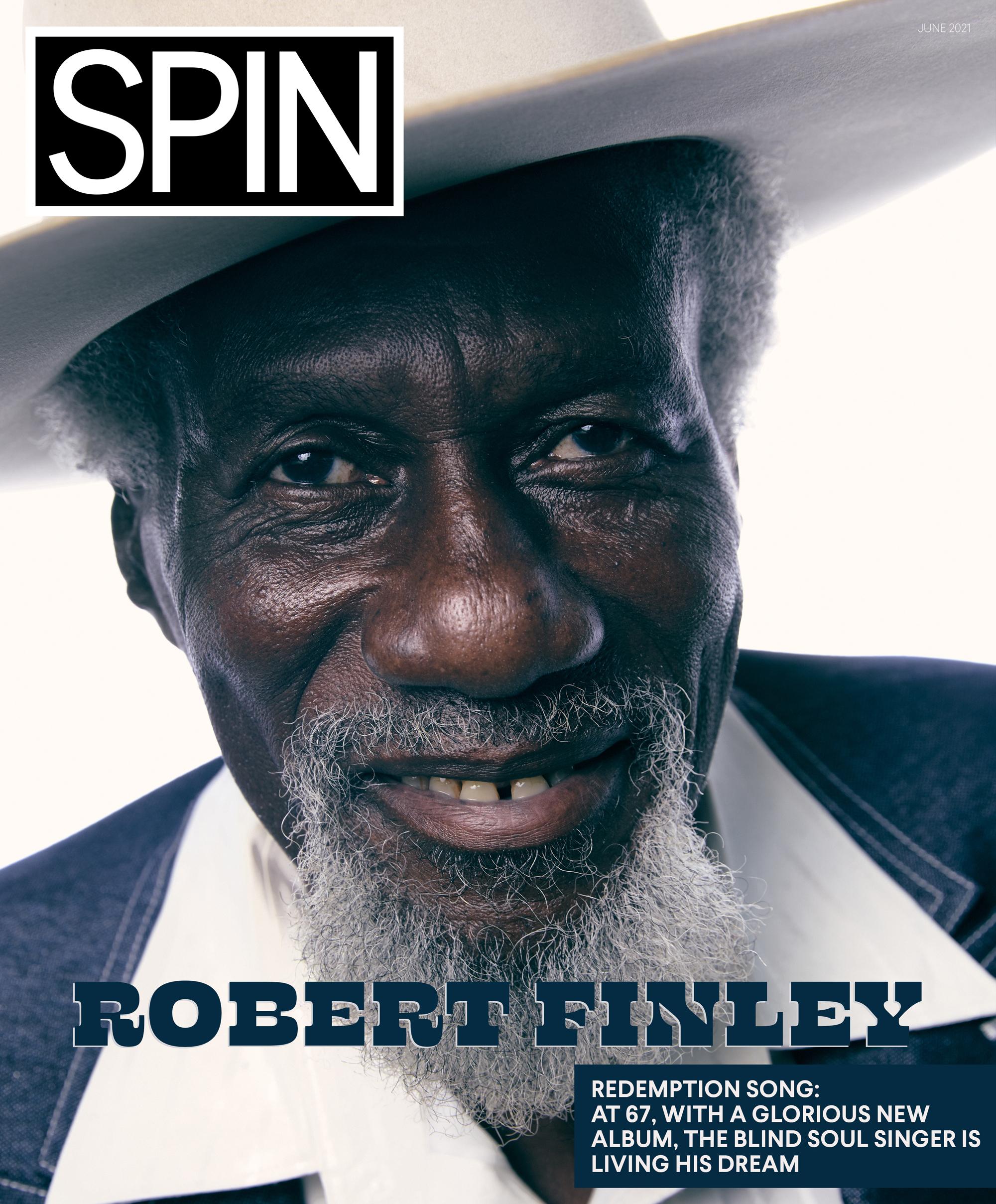 Robert Finley June 2021 cover