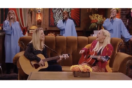 Lady Gaga Joins Lisa Kudrow on <i>Friends</i> Reunion to Sing 'Smelly Cat'