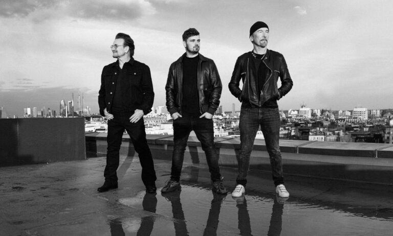 U2 Martin Garrix