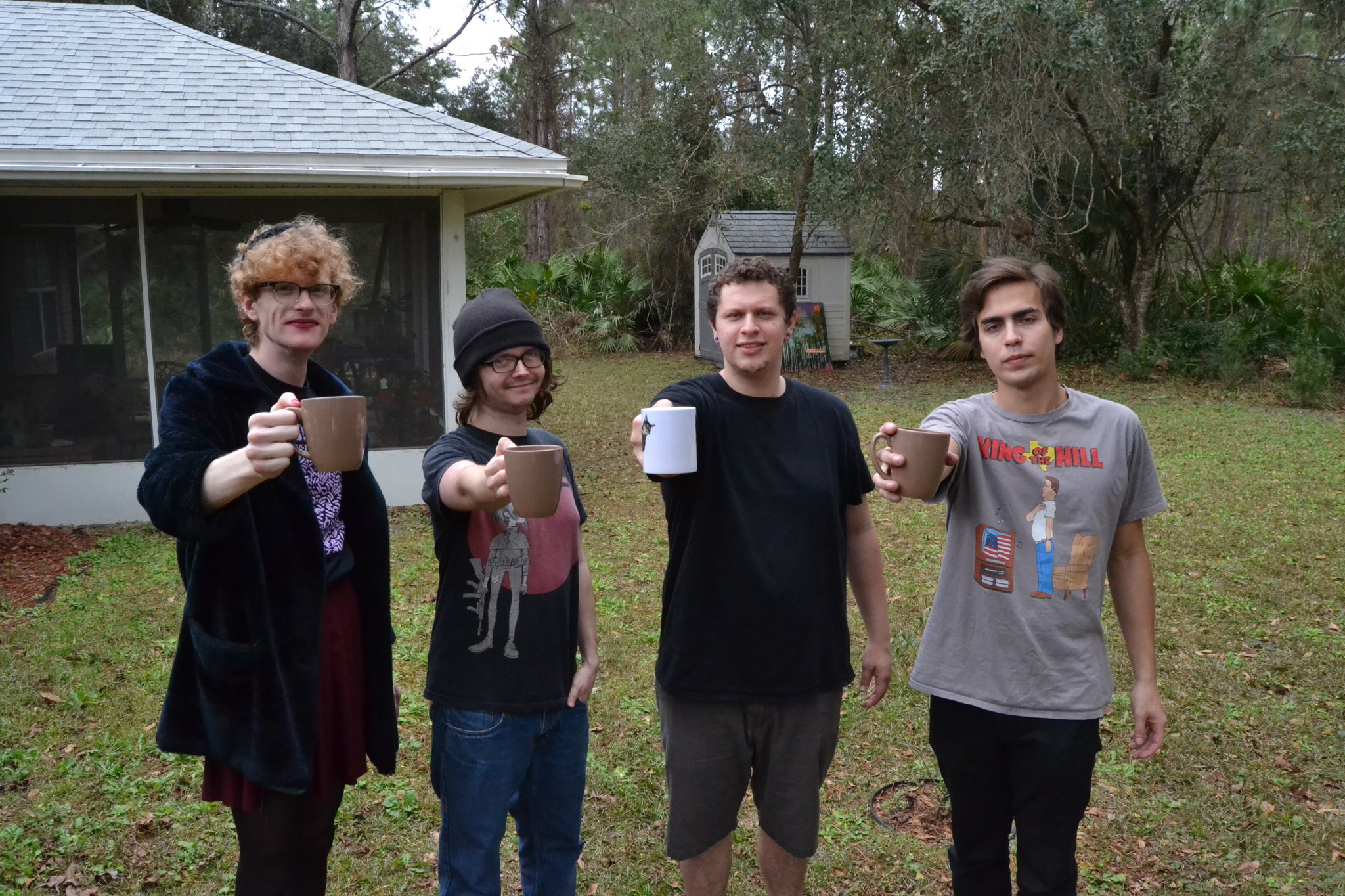 Home Is Where Florida Band