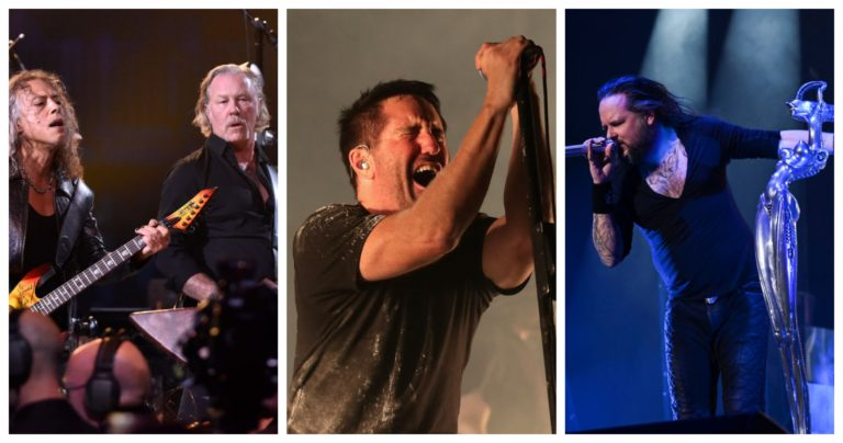 Louder Than Life 2021 Metallica Nine Inch Nails Korn