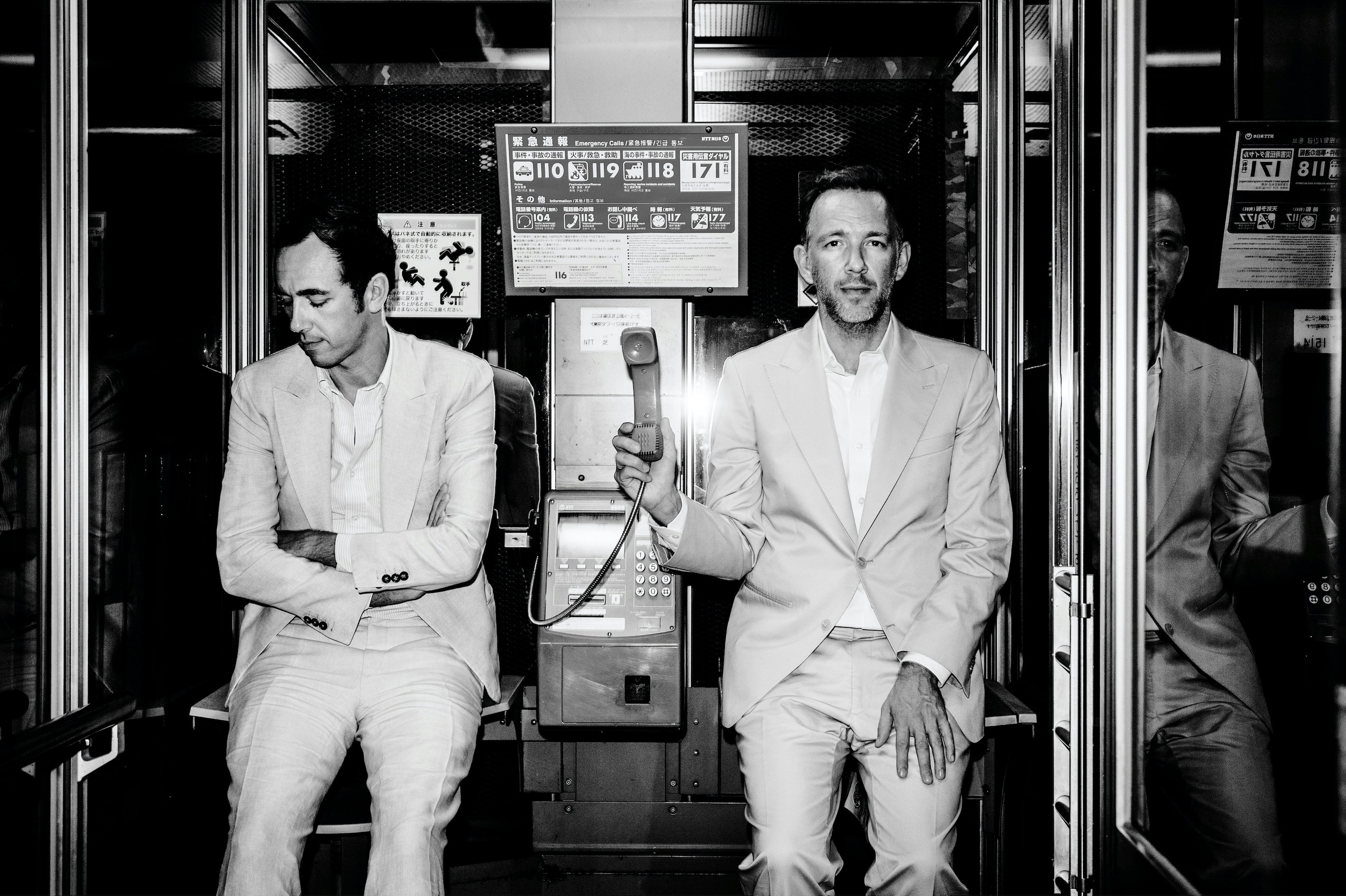5 Albums I Can't Live Without: Soulwax