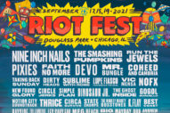 Nine Inch Nails, Smashing Pumpkins, Run the Jewels, Faith No More Highlight Riot Fest 2021 Lineup
