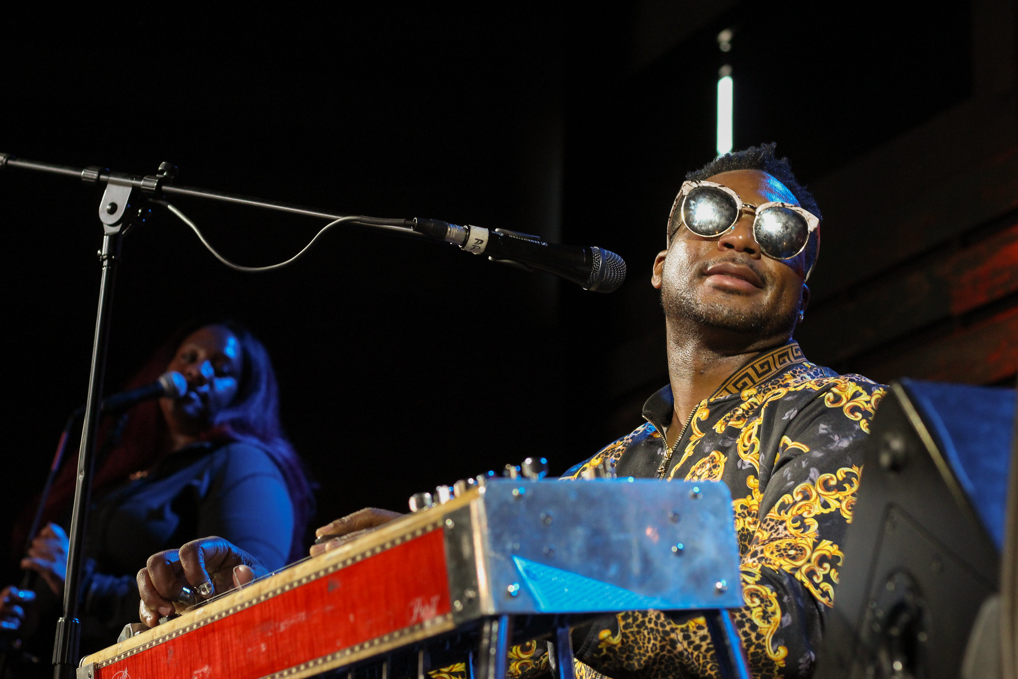 Robert Randolph's Unityfest Amps Up the Party and Importance of Juneteenth
