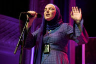 Sinead O'Connor Reverses Course and Isn't Retiring