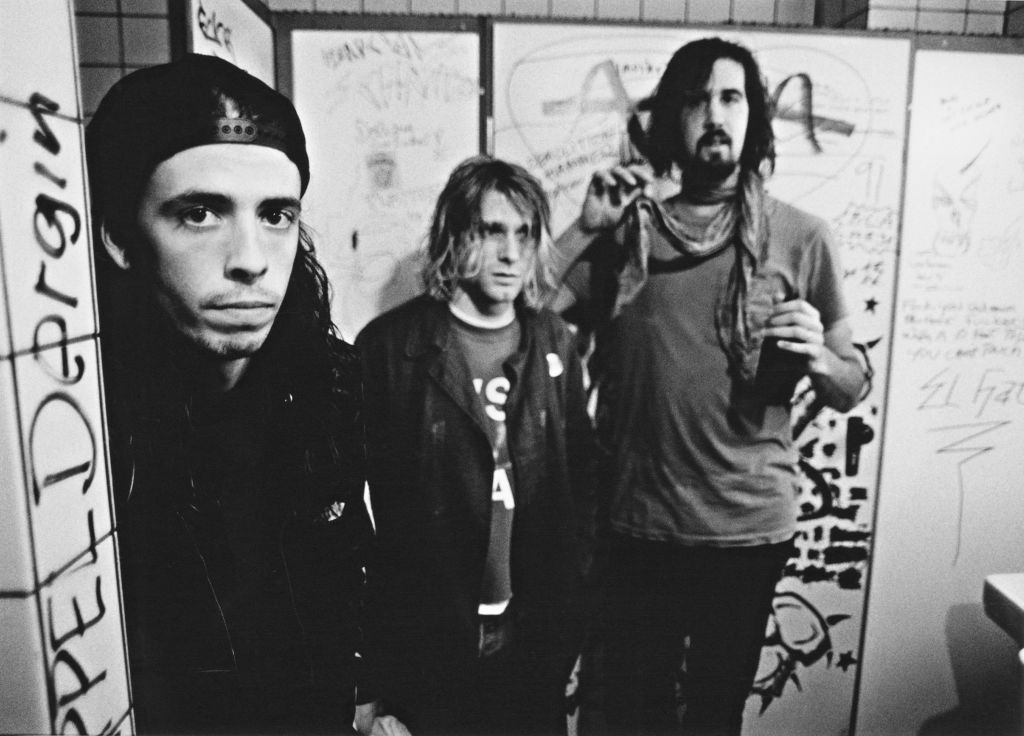 Dave Grohl Recalls Nirvana's Low Expectations for <i>Nevermind</i>