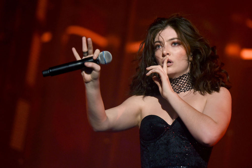 Lorde Says 'Solar Power' Isn't a 'Big Climate Change Record'