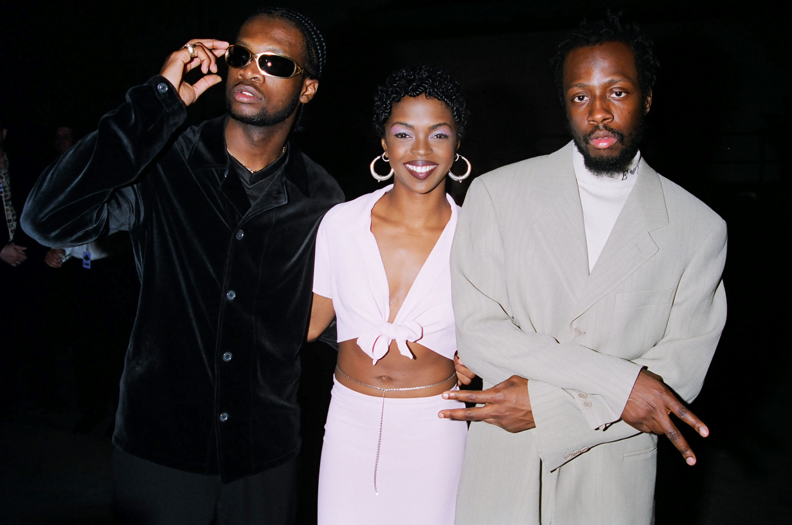 Killing You Softly: Our 1996 Fugees Feature