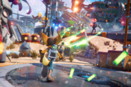 <i>Ratchet & Clank: Rift Apart</i> Flexes the PlayStation 5's Muscle to a Score By Devo's Mark Mothersbaugh