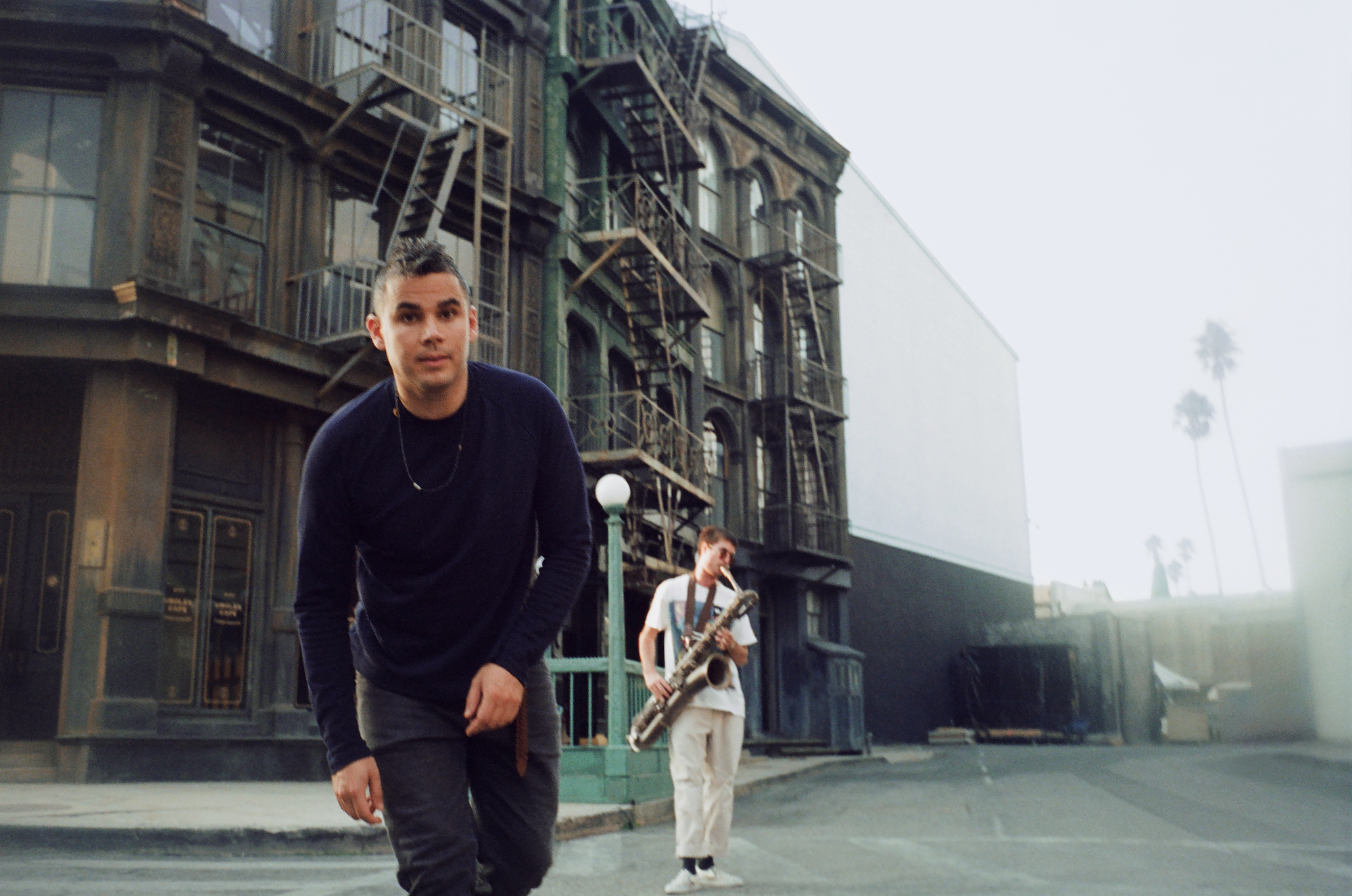 Listen to Rostam Cover Lucinda Williams and The Clash