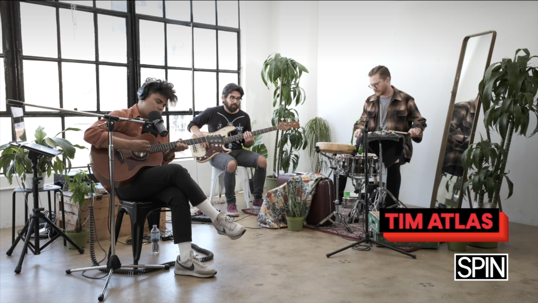 SPIN Sessions | Tim Atlas