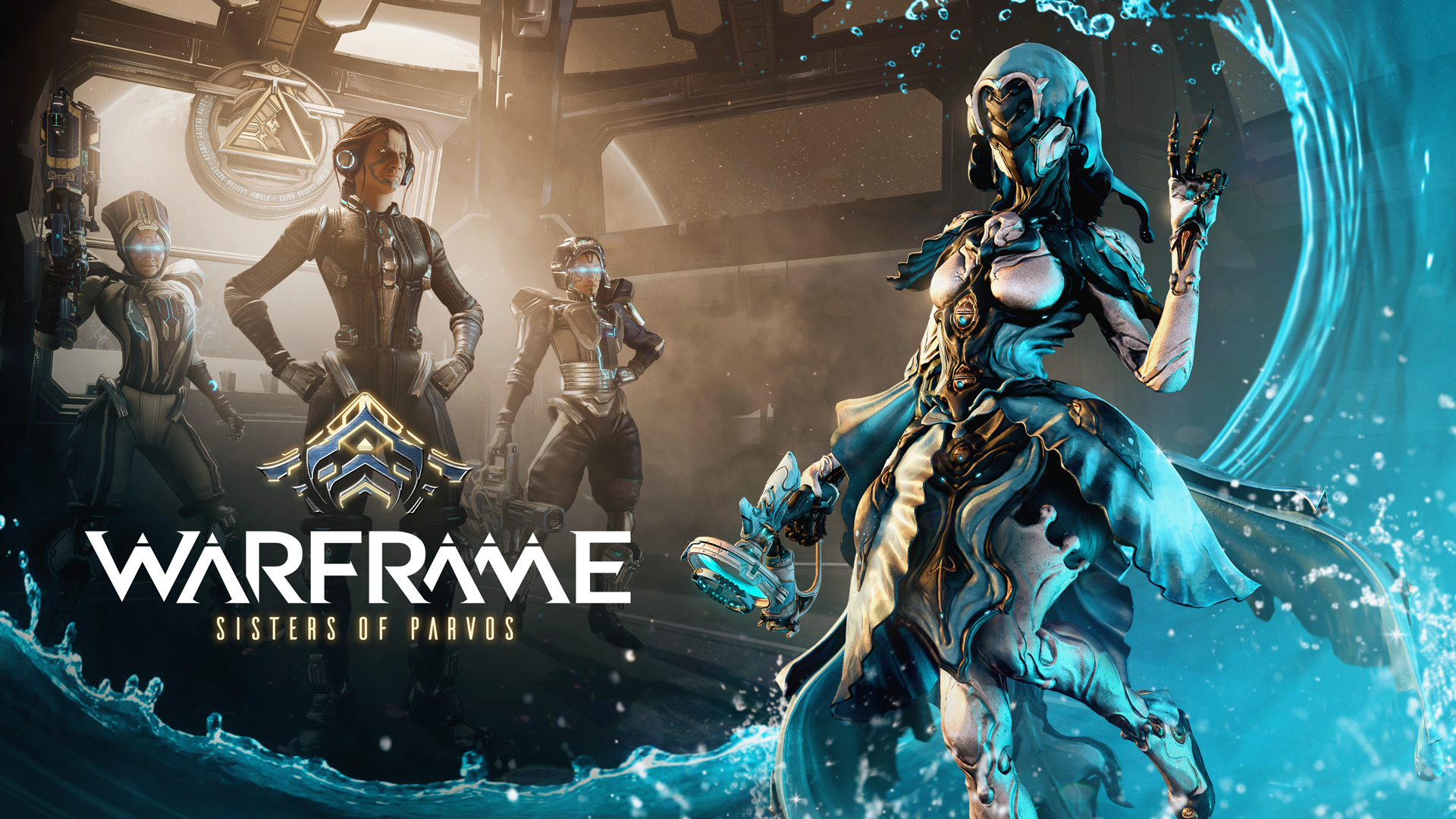 <i>Warframe</i> Audio Director and Composer George Spanos Has a Bunch of Space Ninjas Singing Sea Shanties