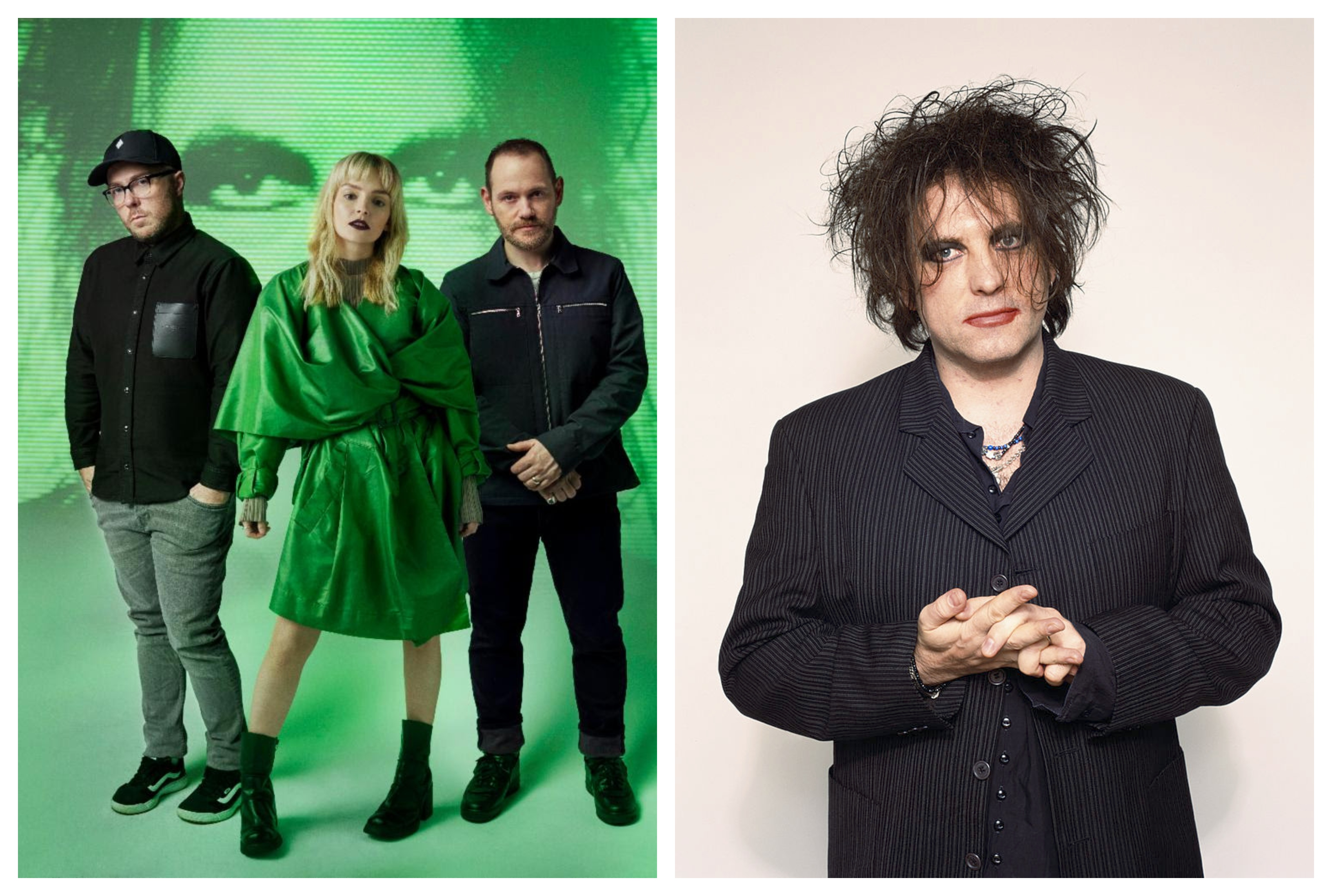 CHVRCHES Team With Robert Smith for New Single | SPIN