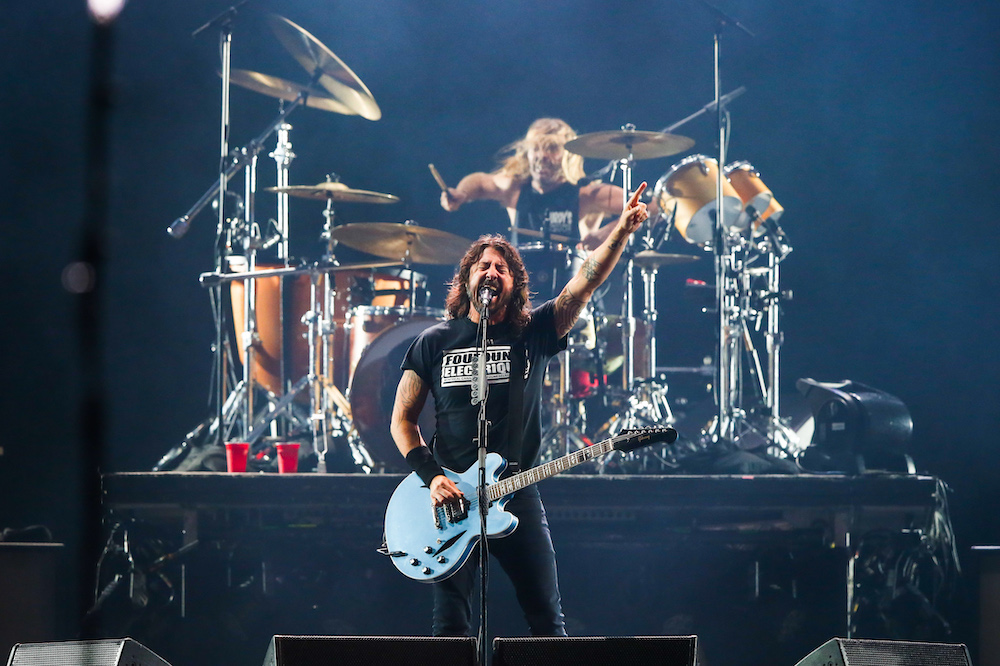 Foo Fighters Announce Show at Los Angeles' Canyon Club