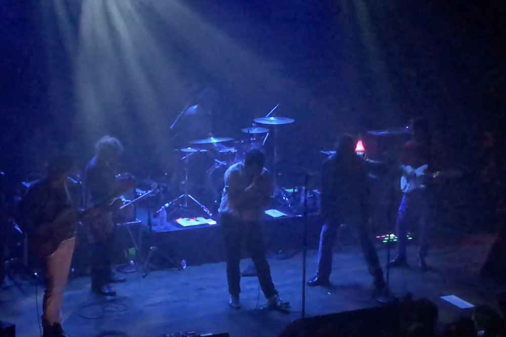 Watch the Strokes Reopen NYC's Irving Plaza With 16-Song Set