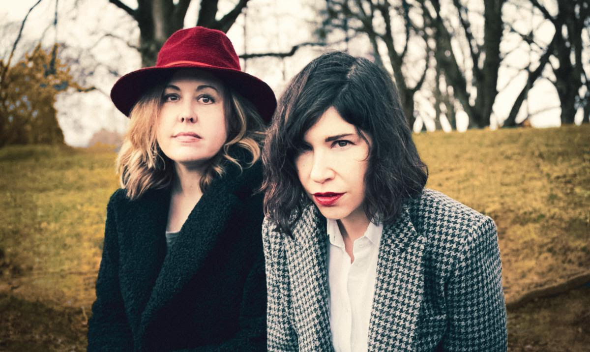 Sleater-Kinney Perform Songs From <i>Path of Wellness</i> on New Live EP