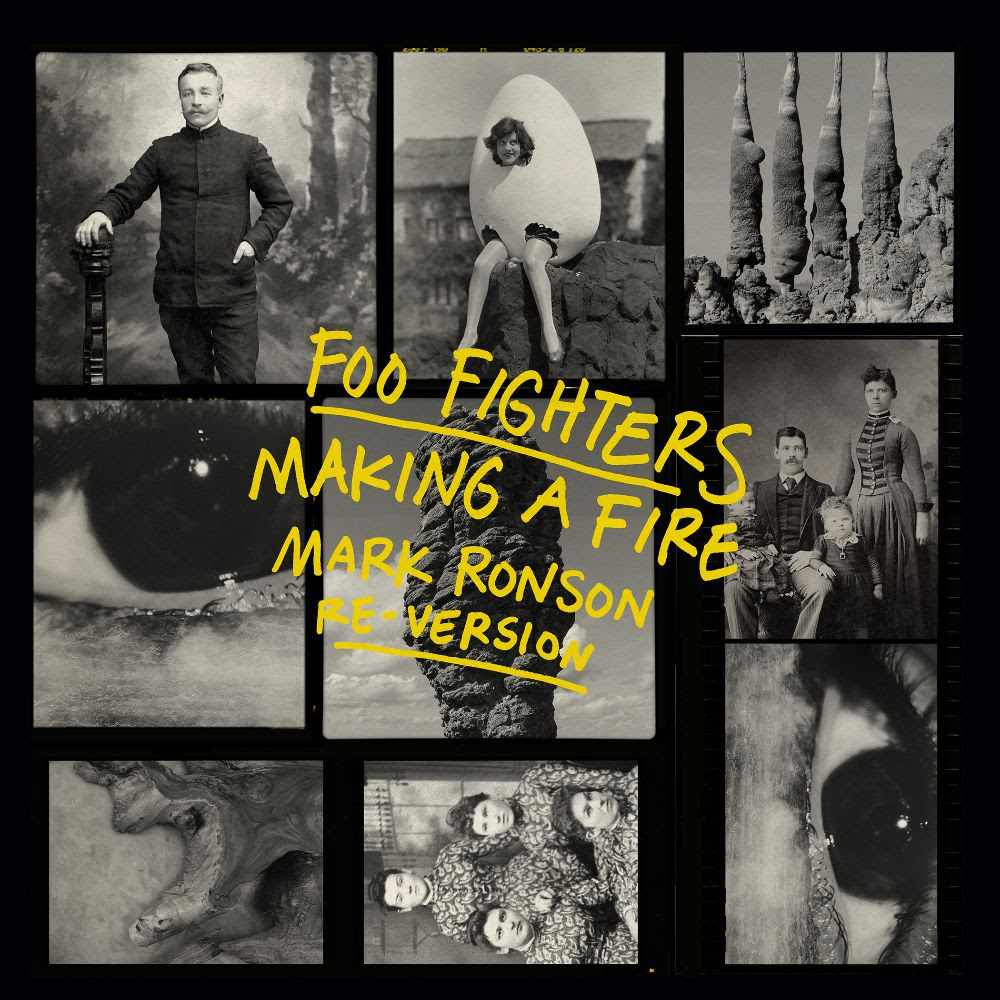Foo Fighters, Mark Ronson Team for Remix of 'Making a Fire'