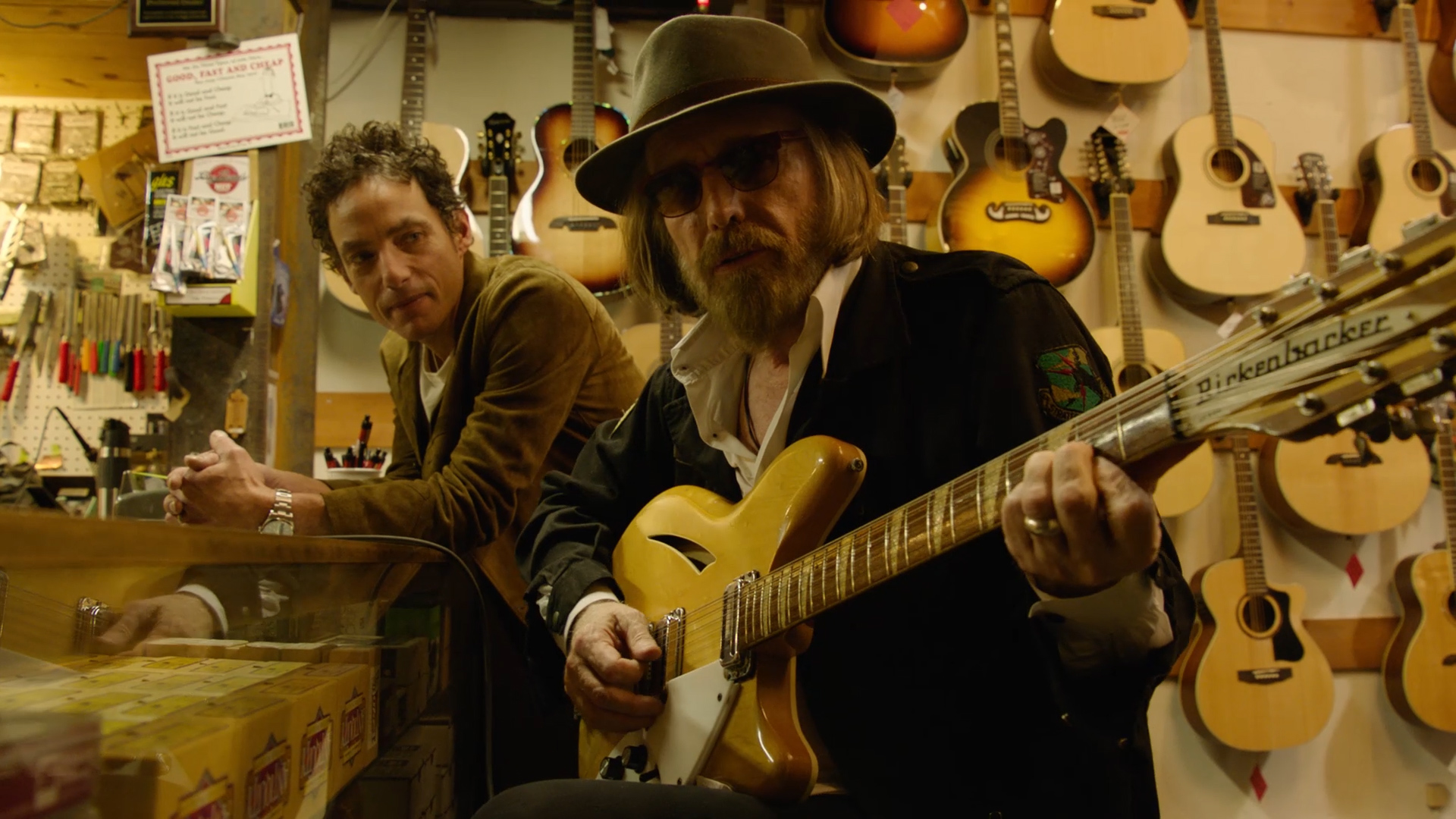 Tom Petty Jakob Dylan Echo in the Canyon