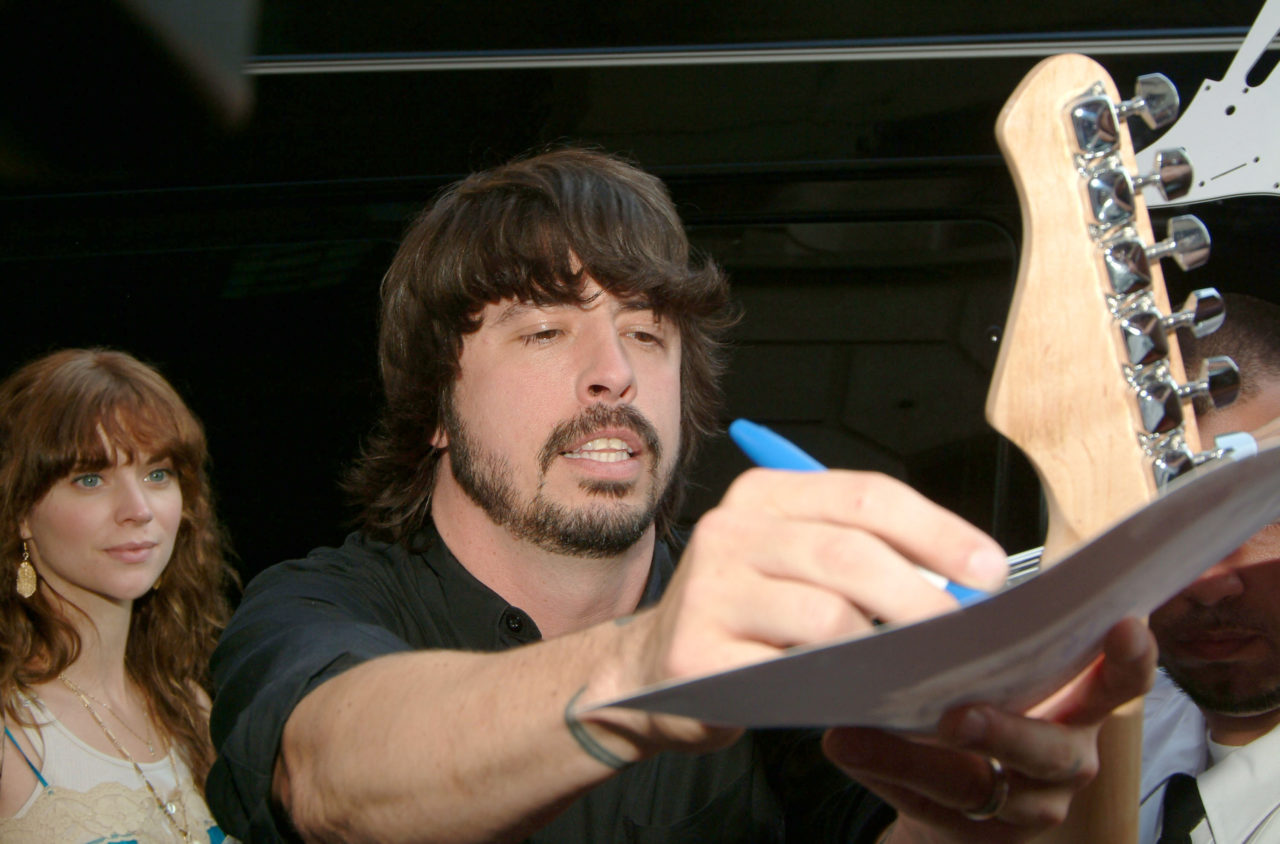 The Foo Fighters Visit