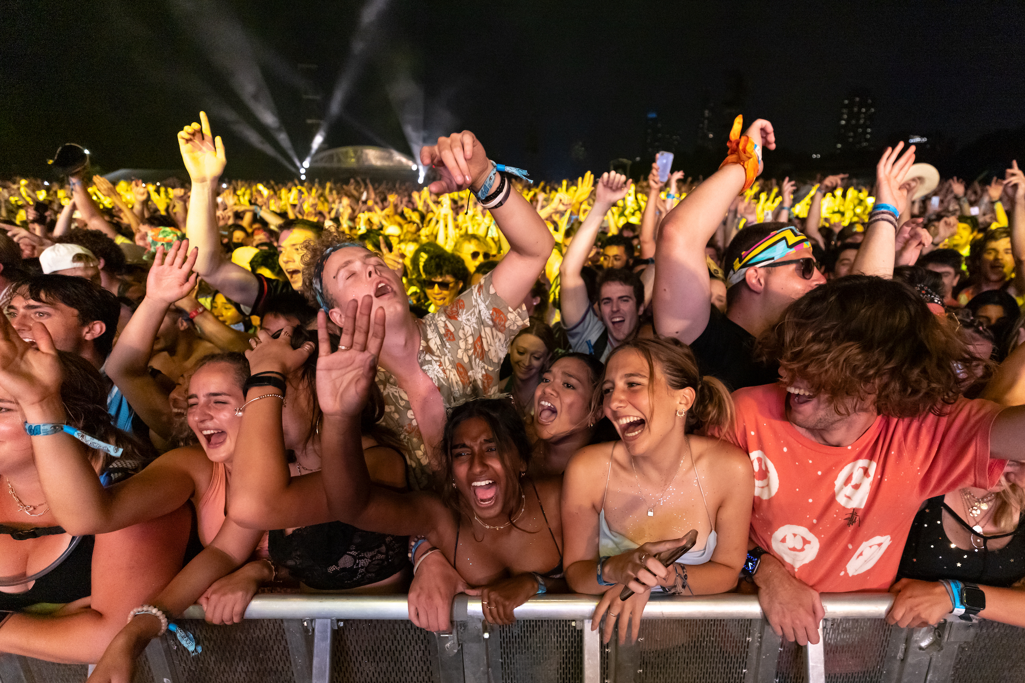 Lollapalooza 2021 Opens in Full Force as COVID Looms Large