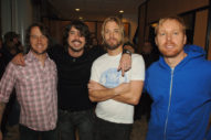 The Secret Side of Dave Grohl: Our 2005 Foo Fighters Cover Story
